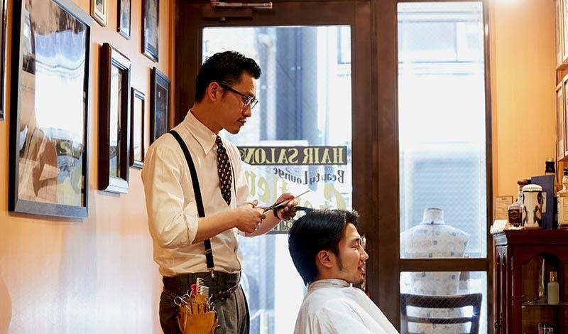 薄毛の方も利用しやすい薄毛専門美容室で、さまざまな髪型を楽しもう!