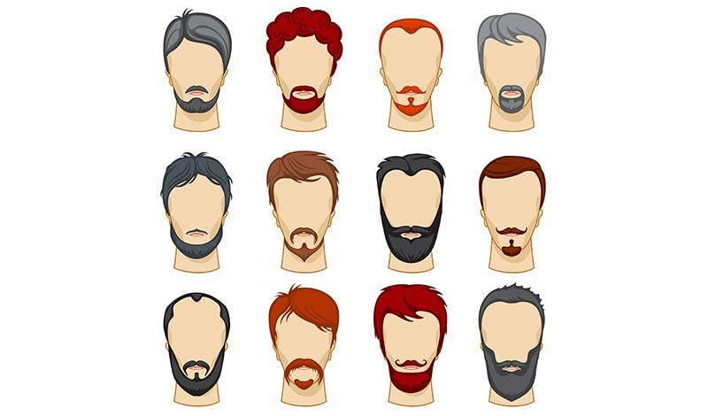 薄毛の方でもカット次第でイケてる髪型に!これだけ変わるビフォーアフター6選