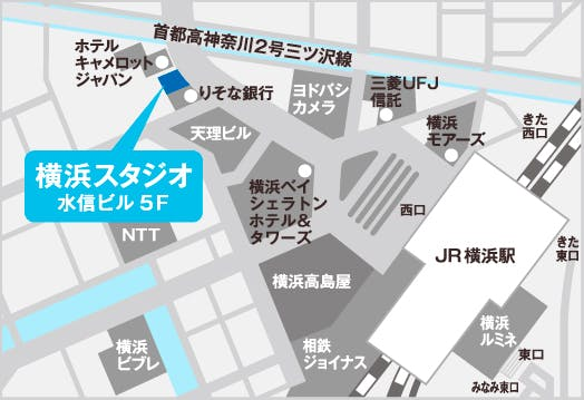 スヴェンソン横浜スタジオ